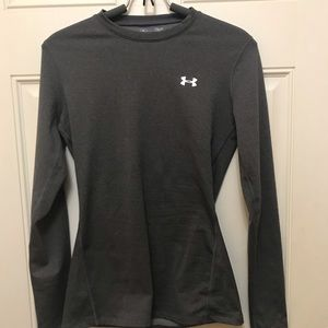 Under Armour long sleeved cold gear top